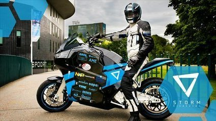 STORM Pulse Electric Motorcycle Europe To China Tour - Gas 2 | Heron | Scoop.it