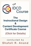 Announcing a Sparkling New Course to help you master the art of Developing Storyboards for eLearning! | Creative Agni – Instructional Design Courses, Trainings, Workshops, and the ID & eLearning eZ... | FreeSources for Learners & Learning Designers | Scoop.it