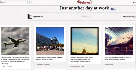 Soapbox Science: Tool Tales: Don't completely write off Pinterest! : Soapbox Science | Visual Communication for Scientists | Scoop.it