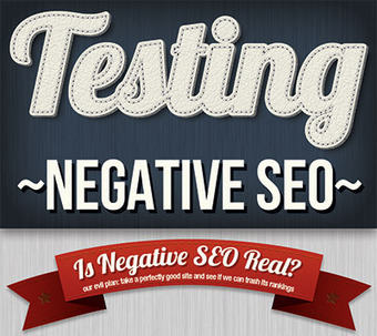 Testing Negative SEO, Does Negative SEO Really Work? Infographic | Advanced SEO | Social Media Tips | Scoop.it