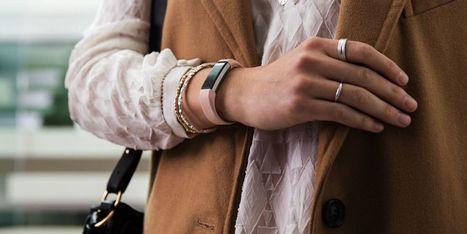 Fitbit Alta, le bracelet connecté design - Web des Objets | Quantified Self | Scoop.it
