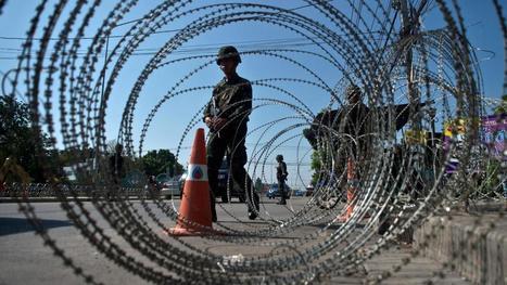 Leger neemt macht over in Thailand | Op reis naar Bangkok | Scoop.it