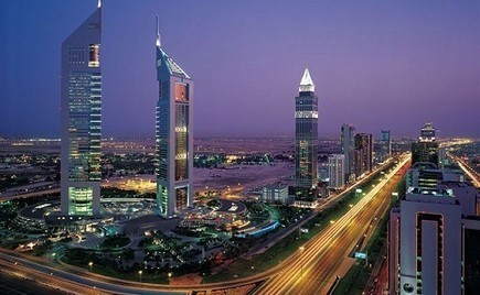 Dubai Ranked as a topmost global city in 2015 | IS Real Estate | Scoop.it