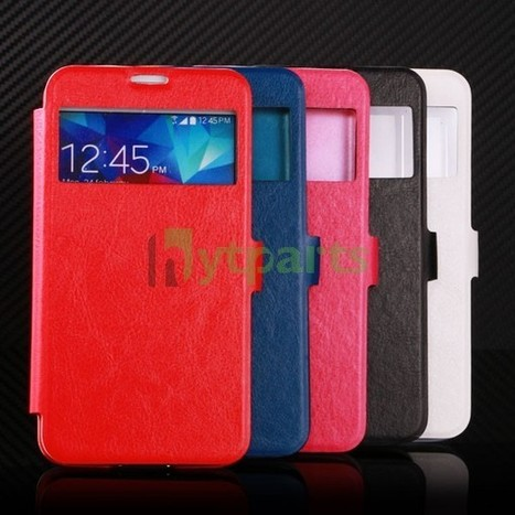 View Leather Folio Case for Samsung Galaxy S5 | Minisuit | Scoop.it