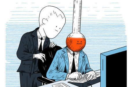 Peut-on prévenir l'épuisement professionnel ? - Le Monde | prévention RPS | Scoop.it