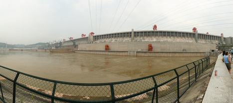 Three Gorges Dam | Dams and their capabilities | Scoop.it