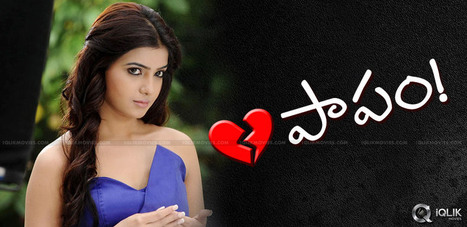 Heart Break For Samantha At A Young Age? | Andhraheadlines | Scoop.it