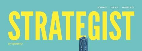 Le Brand Content dispose désormais de son magazine dédié : The Content Strategist | Communication et Community Management d'Alsace et d'Ailleurs | Scoop.it