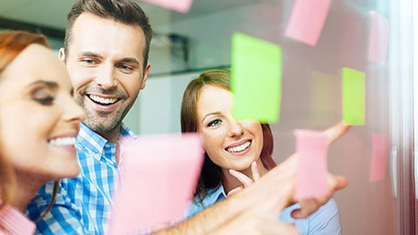 Engaging Employees, One Step at a Time | HR Knowledge Hub. | Scoop.it