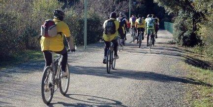 Saint-Pons : Le tour du Haut-Languedoc en VTT pour fêter les 40 ... - Midi Libre | Parc régional du haut Languedoc | Scoop.it