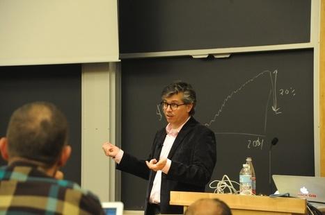 Times Data Scientist Highlights Importance of User Data | News | The Harvard Crimson | Text Analytics | Scoop.it