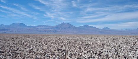 Astrobiology:Underground Oasis Found Below Earth's Driest Desert » Blog Archive » Critical Mass | Astrobiology | Scoop.it