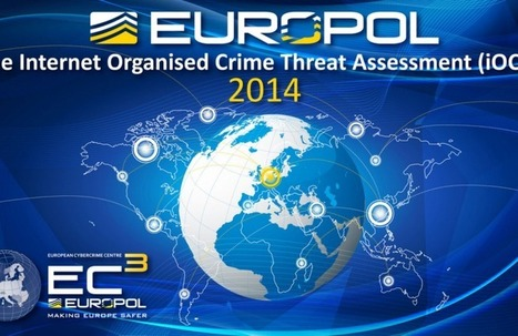 Europol : La cybercriminalité a encore de beaux jour devant elle | Sécurité et FinTech | #FinTech #Sécurité | Scoop.it
