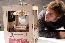 La nuova rivoluzione industriale sarà a casa propria grazie a crowdsourcing e 3D printing | Big Data, crowdsourcing and strategy | Scoop.it