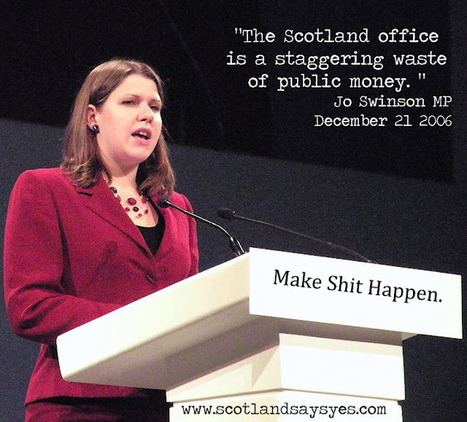 Scotland Says Yes: Swinson of Dover House? | YES for an Independent Scotland | Scoop.it