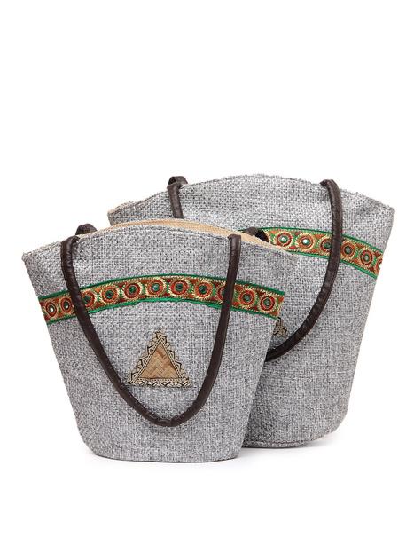 Buy Online Indian Traditional Jute Bags for Women   Kraftrush   Scoop.it