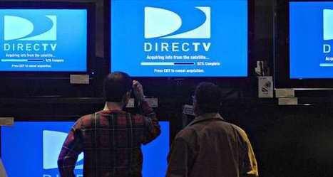 La télévision américaine accélère sa mue, avec le mariage d'AT&T et DirecTV | La vidéo dans un monde connecté | Scoop.it