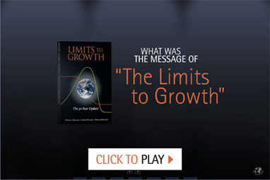 """40 years """"LIMITS TO GROWTH"""" - What was the Message? video 
