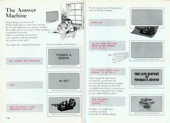 Paleofuture - Paleofuture Blog - The Answer Machine(1964)   History of Educational Technology   Scoop.it