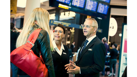 Google Glass at Copenhagen Airport – Service With a Smile - The Leading Aviation Industry Resource for News, Equipment and | SITA News | Scoop.it