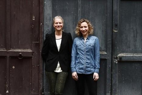 [Portrait Entrepreneur] Laure et Charlotte lancent Librinova | www.lebusinessplan.fr | Entrepreneur & Co | Scoop.it