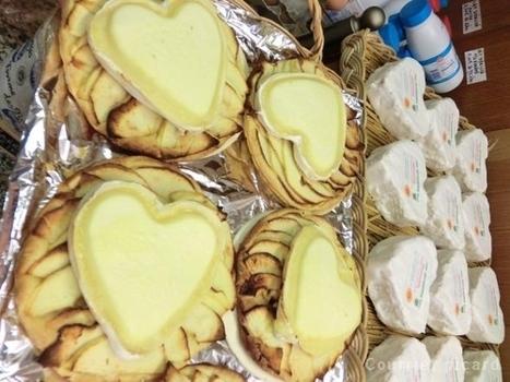 Le Neufchâtel, c'est de la tarte ! | The Voice of Cheese | Scoop.it