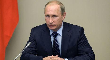 Kremlsprecher: Putin kommt bei Vorbereitung seiner Texte ohne Speechwriter aus   Global politics   Scoop.it