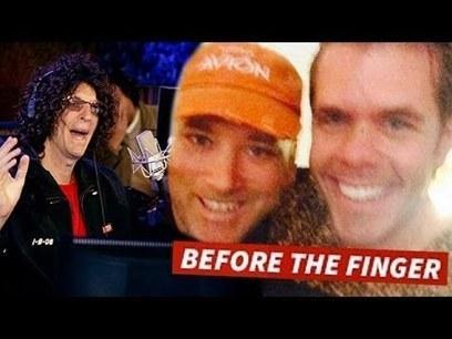 Perez Hilton Stuck a Finger Up Howard Stern's Sidekick's Ass Today | Howard Stern | Scoop.it