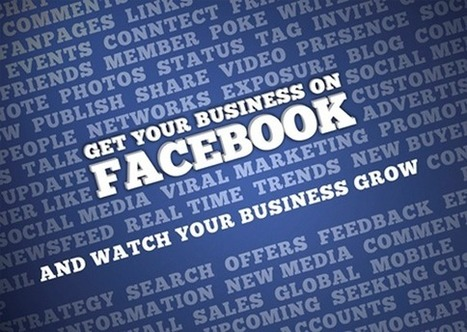 Facebook Marketing: 8 Tried & True Tips For Businesses | social media and digital marketing | Scoop.it