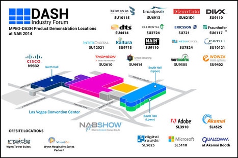 DASH at NAB14: the definitive guide | Video Breakthroughs | Scoop.it