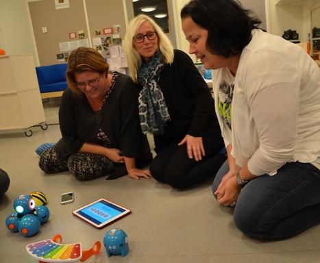 Programmering i förskolan | Teknik för förskolan | Scoop.it