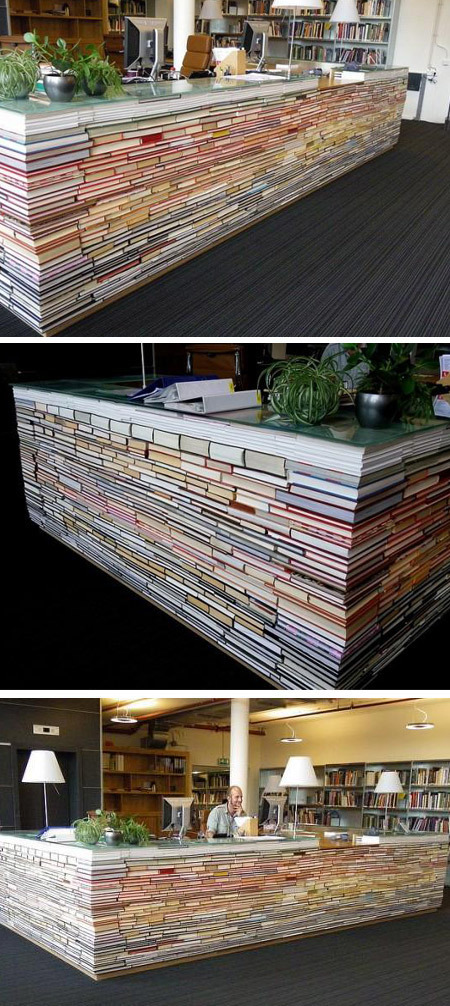10 Most Creative Furniture Inspired by Books | Water the mind - READ | Scoop.it