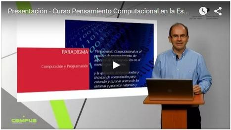 Curso: Pensamiento Computacional en la Escuela. | RedDOLAC | Scoop.it