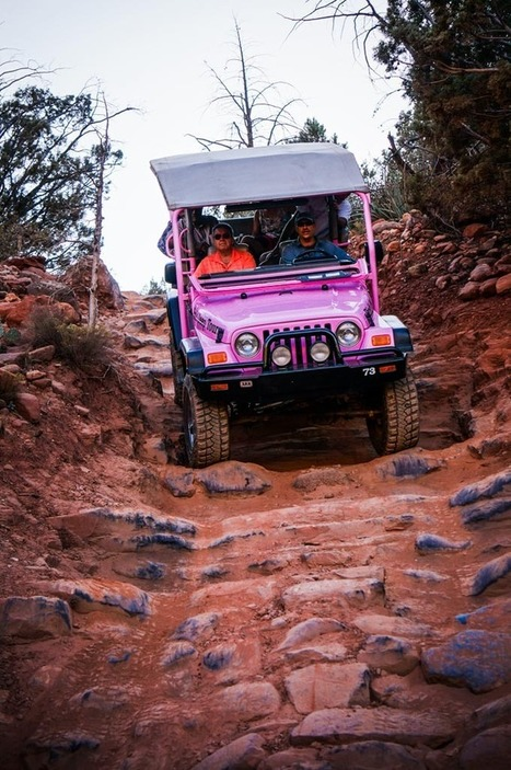 Ramblin Off Road with Pink Jeep Tour Sedona | theconstantrambler.com | Scoop.it