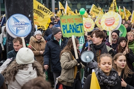 Climate Change Disaster Top Threat to Economy in 2016 | Duurzame Economie (Sustainable Economy) | Scoop.it