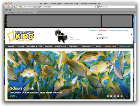 8 Fantastic Sites to Help Keep Your Kids Creative « My Life Scoop | English resources for Primary and Secondary | Scoop.it