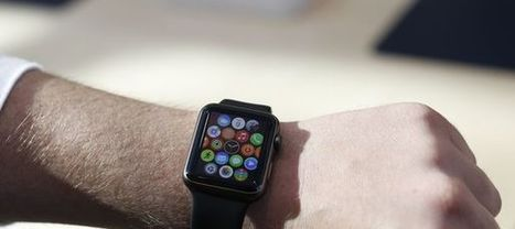 Sur l'Apple Watch, L'Express lance l'info à la seconde | La petite revue du journaliste web | Scoop.it