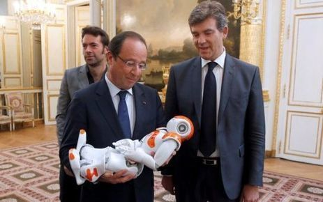 Hollande va lancer un «concours mondial d'innovation» | innovations techologies | Scoop.it