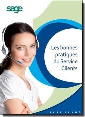 Livre Blanc : Les Bonnes Pratiques du Service Clients | Mon moleskine | Scoop.it