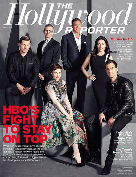 HBO's Real-Life Game of Thrones: The Fight to Stay Rich, on Top and Score Bill Simmons - Hollywood Reporter | TV Trends | Scoop.it