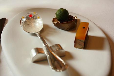 Le Cinq - Christian Le Squer   Gastronomie Française 2.0   Scoop.it