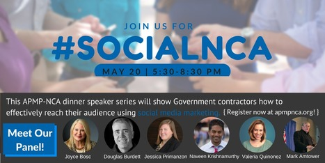Social Media Strategies & Tactics: How to Get Creative & Connect In the New Government Market | Washington, DC | Scoop.it