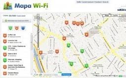 Mapa virtual identifica pontos gratuitos de acesso à internet na Vila « vilamundo | Urban Life | Scoop.it