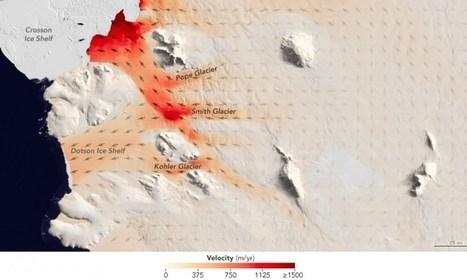 Deshielo sin precedentes en glaciares de la Antártida Occidental | CTMA | Scoop.it