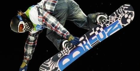 Le slopestyle en trombe | Le ski freestyle aux JO | Scoop.it
