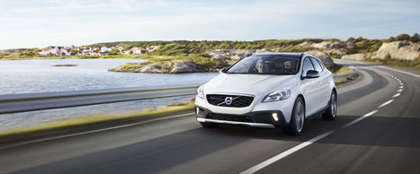 Volvo V40 Cross Country awarded with 'Innovation in Safety and Protection' title | Atlanta Trial Attorney  Road SafetyNews; | Scoop.it