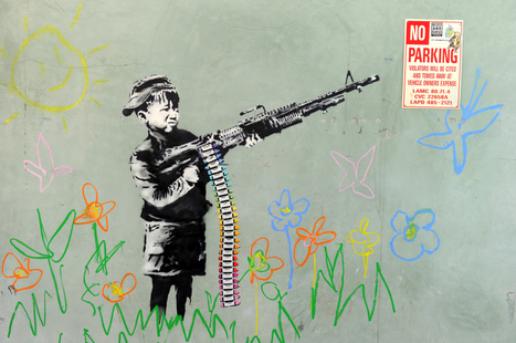 10 Women Street Artists Who Are Better Than Banksy | Contemporary Art | Scoop.it