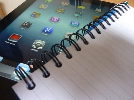 Some Thoughts on iPads and One-to-One Initiatives | ipad2learn #iPad #E-Learning #schreiben #lernen #m-learning | Scoop.it