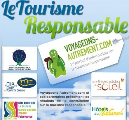 Les internautes et leur perception du tourisme responsable - où en est-on en 2012 ?   Veille tourisme durable   Scoop.it