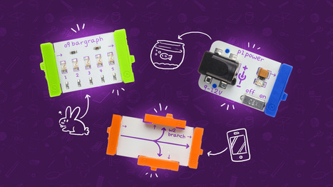 How to Get Started DIYing Anything with LittleBits - LifeHacker | Makerspaces in Libraries | Scoop.it